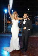 Το ζευγάρι της ελληνικής showbiz έκλεισε ένα χρόνο γάμου!