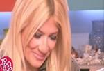 Φαίη Σκορδά: Πώς αντέδρασε όταν η Μιμή Ντενίση αναφέρθηκε στον πρώην σύζυγο Γιώργο Λιάγκα;