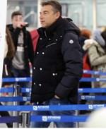 Paparazzi! Στο αεροδρόμιο ο Γιώργος Λιάγκας: Δείτε με ποιόν ταξίδεψε