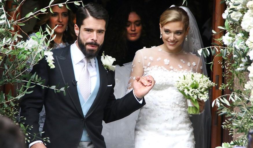 Φίλιππος Λαιμός - Μαριάννα Γουλανδρή: 40+1 φωτογραφίες από τον γάμο της χρονιάς που δεν έχεις ξαναδεί!