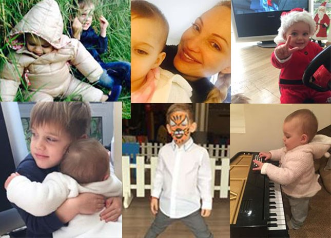 Τζένη Ιωακειμίδου: 24 φορές που μας έδειξε τρυφερές φωτογραφίες των πανέμορφων παιδιών της!