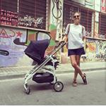 Happy Mum: H καθημερινότητα της Βίκυς Καγιά με την κόρη της, Μπιάνκα