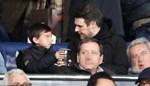 Paparazzi! Πάνος Κιάμος: Στο γήπεδο με τον γιο του