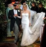Φίλιππος Λαιμός - Μαριάννα Γουλανδρή: Δείτε το φωτογραφικό άλμπουμ του παραμυθένιου γάμου τους!