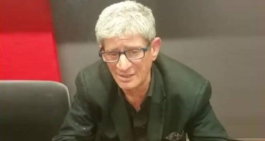 Ο Σταύρος Μαυρίδης πήρε εξιτήριο από τη νευρολογική κλινική: Οι πρώτες του δηλώσεις