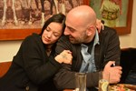 Κατερίνα Τσάβαλου: Αχώριστη με τον σύντροφό της!