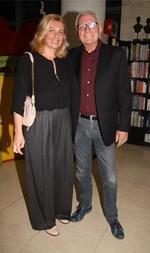 Κώστας Χαρδαβέλας: Σπάνια οικογενειακή εμφάνιση με τη σύζυγό του Μαρία και τον γιο του, Κωνσταντίνο