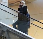 Paparazzi! Φαίη Σκορδά: Shopping με το απόλυτο casual look της σεζόν