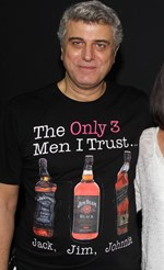 Βλαδίμηρος Κυριακίδης: Στο πλευρό της συζύγου του στην πρεμιέρα της