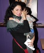 Δήμητρα Στογιάννη: Στο θέατρο με τον 2χρονο γιο της!