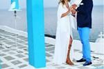 Η αδημοσίευτη φωτογραφία από τη βάφτιση του ζευγαριού της ελληνικής showbiz