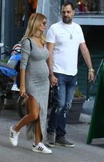 Paparazzi! Βασίλης Σταθοκωστόπουλος: Τρυφερές στιγμές με την εγκυμονούσα αγαπημένη του