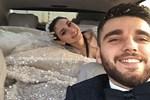 Νέες φωτογραφίες από τον γάμο-υπερπαραγωγή του γιου του Σαββίδη