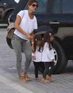 Σταματίνα Τσιμτσιλή: Παιχνίδια στο σπίτι με τις κόρες της!