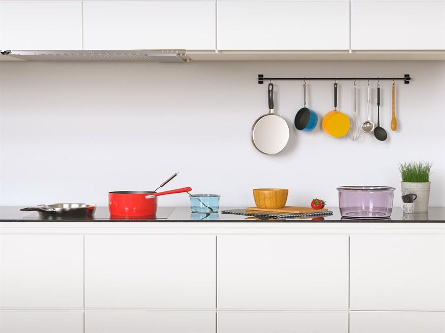 5 απλά και οικονομικά αντικείμενα που έχουν τη δύναμη να μεταμορφώσουν την κουζίνα σας