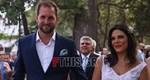 Ασλάνογλου - Πέππας: Δείτε στο FTHIS.GR νέες φωτογραφίες από τον γάμο τους στη Σκιάθο!