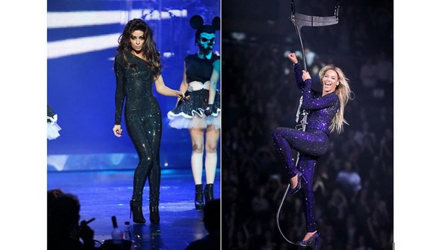 Tι κοινό έχει η Ελένη Φουρέιρα με την Beyonce;