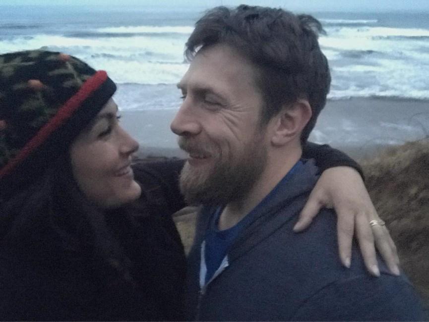 Η Brie Bella με τον σύζυγό της