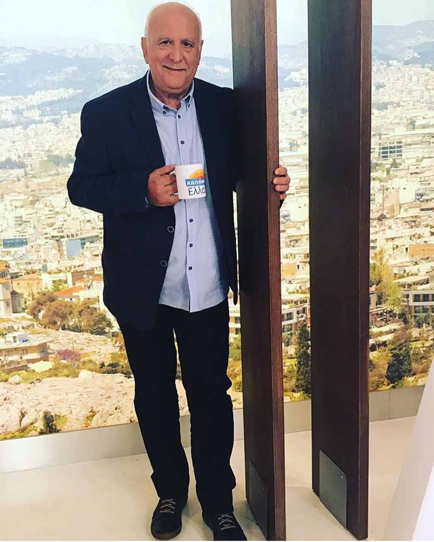 O Γιωργος Παπαδακης
