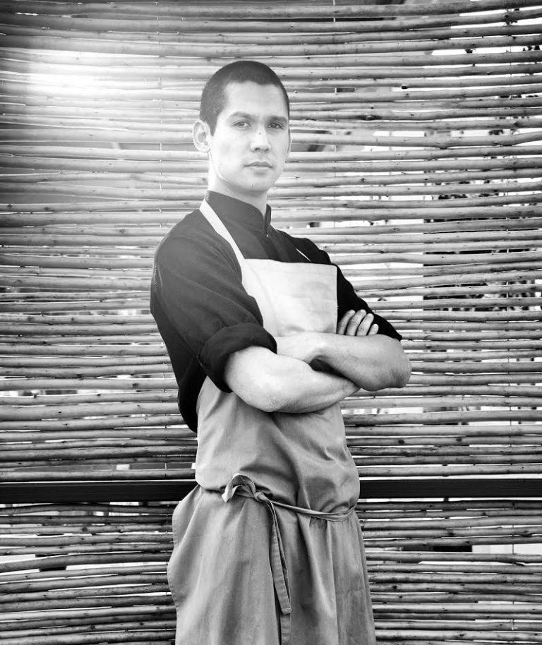 O Σωτήρης Κόντιζας στην επίσημη φωτογράφηση του Master Chef