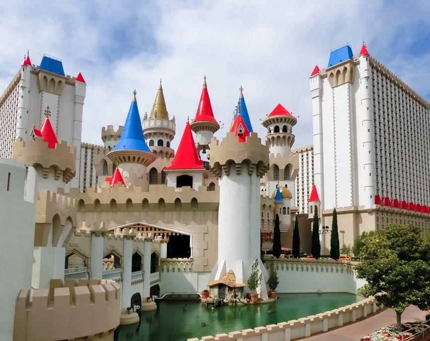 Ξενοδοχείο και καζίνο στο Λας Βέγκας