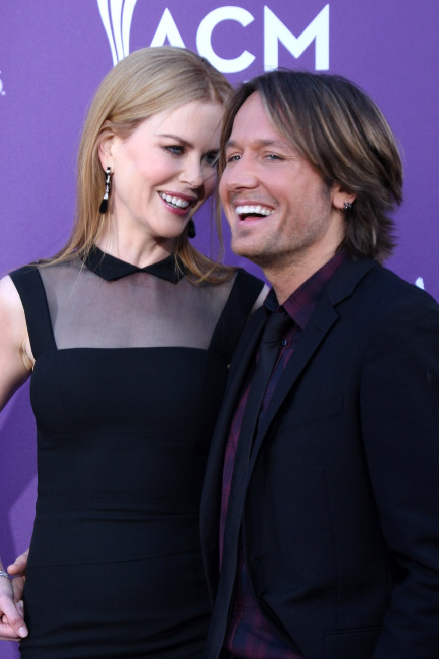 H Nicole Kidman και ο σύζυγός της Keith Urban