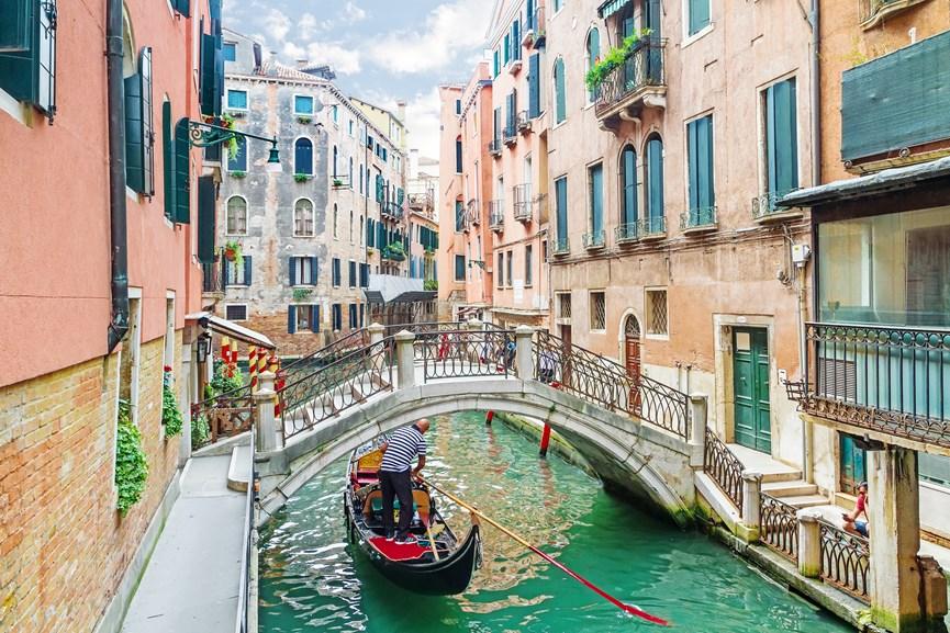 Η πόλη της Βενετίας