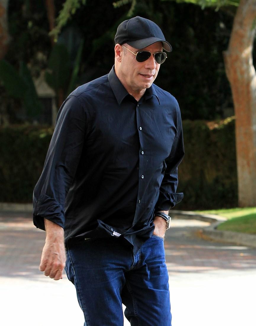 O John Travolta